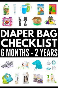Baby organization tips storage solutions 59 Super Ideas Diaper Bag Checklist, Diaper Bag Essentials, Six Month, Baby Month By Month, Diaper Bag Backpack, Diaper Bags, Buy Backpack, Toddler Diaper Bag, Baby Essential List