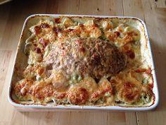 Hackbraten mit Käsefüllung, ein beliebtes Rezept aus der Kategorie Kartoffeln. Bewertungen: 124. Durchschnitt: Ø 4,6.