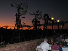 Windmill Museum, Lubbock TX - Could be a cute venue, especially for a western/picnic theme