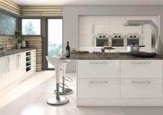 15 Trendy White Kitchen Design Ideas - Top Inspirations
