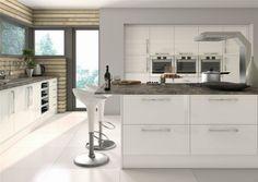 15 Trendy White Kitchen Design Ideas - Top Inspirations