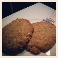 Sencillamente Natural: Galletas de avena veganas (sin trigo, lácteos, azúcar y huevo)