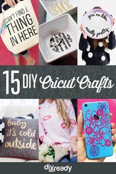 DIY Cricut Crafts