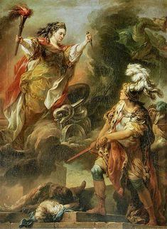 Come Medea di Charles Andre van Loo 1760