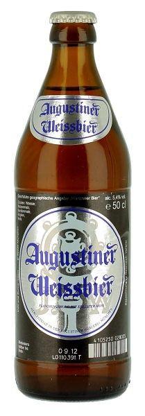Augustiner Weissbier (BB Date End 06/16)