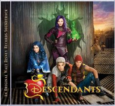 "Disney's ""Descendants"" Soundtrack Listing - Dis411"
