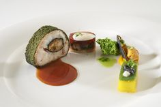 https://flic.kr/p/ngjDPU | Bocuse d'Or Europe 2014 | RUSSIA fish plate © Photos Le Fotographe