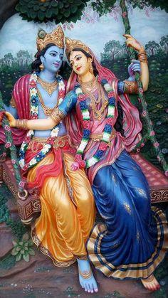 By Reena Kapoor A Soulful Love Of Radha Krishna