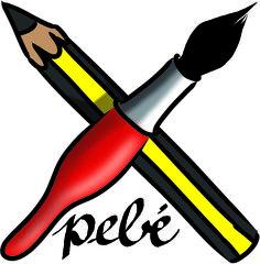 "Mein Logo ""pebé"""