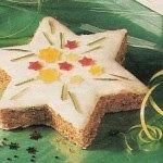 Cukrovi na Vanoce: Ořechová hvězda