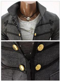 Jacket Blazer Coldplay - Grå - $1299nok