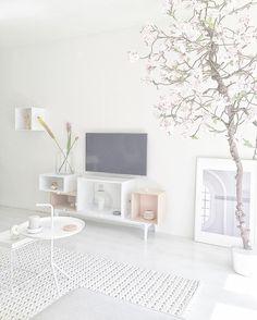 Livingroom Muuto Stacked @Soohme