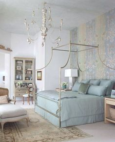 Elegant bedroom design