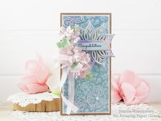 Joanna Wiśniewska: Introducing the Amazing Paper Grace | Stained Glass Bouquet Becca, Stained Glass, Bouquet, Paper, Amazing, Bouquet Of Flowers, Bouquets, Stained Glass Panels, Leaded Glass