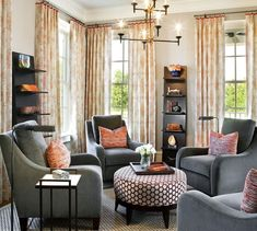 Living Room Ideas With Chairs Only Pictures 2010 15 Circular Conversation Seating Areas 4 Around A Coffee The That May Be Considered As Busiest Parts Of Most Houses Are Rooms They Also Main Spaces Create Good Or Bad
