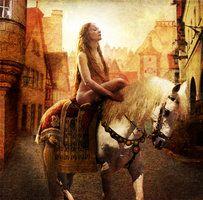 Lady Godiva by ~ChrisRawlins on deviantART