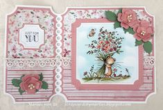 Scrapcards by Marlies I Card, Stamping, Tags, Frame, Ideas, Home Decor, Picture Frame, Decoration Home, Room Decor