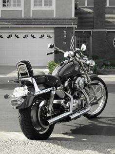 #Harley Davidson Bike
