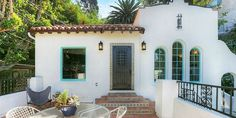 The transformation is jaw-dropping. And we don't use that phrase lightly. See the photos of this Spanish Revival home flip here.