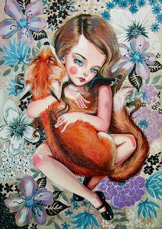 Let Me Love vous art print - édition limitée