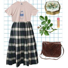 Untitled #31 by kittymaid on Polyvore featuring moda, Pendleton and Retrò