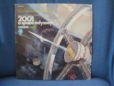 SEALED RARE Vintage 2001 A Space Odyssey by sweetleafvinyl on Etsy, $34.99