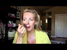 Sunshiny Gold Summer Makeup Tutorial!!!