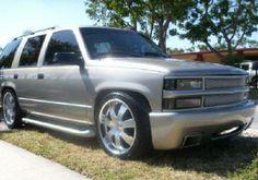 99 chevy tahoe  Lt 4x4