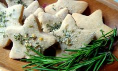 rosemary meyer lemon shortbread