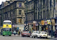 No 5 bus to Castlemilk, in Victoria Road, Govanhill, Glasgow , Glasgow Architecture, The Second City, Glasgow Scotland, England Uk, Newcastle, Old Photos, Street View, Adventure, Park