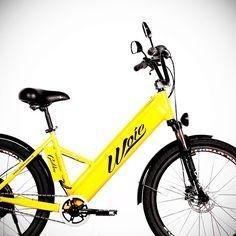 Instagram picutre by @woiebike: Quadro em alumínio com certificação INMETRO. Conforto segurança e durabilidade são encontrados na Bicicleta Elétrica Woie.    #seguranca #qualidade #economia #bike #vida #diversao #bicicleta #woie #woiebike #ciclovia #ciclofaixa #bicicletaeletrica #sustentabilidade #liberdade #pedalar #saude #saudavel #passeiodebike #cidade #natureza #vadebike #mobilidade #ebike #ebikes #design #work #hardwork #bikeeletrica #amarelo - Shop E-Bikes at ElectricBikeCity.com (Use…