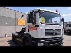Man TGA 28.360 - Stock id 516 - Themar Trucks nv Used Equipment, Heavy Equipment, Online Stock, Used Trucks, Heavy Machinery, Sale Promotion, Trucks For Sale, Tractor, Digital Marketing