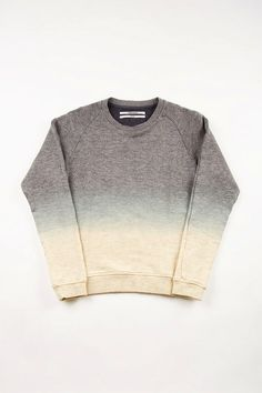 i love slouchy sweaters... taking this Robert Geller sweatshirt from the boys