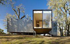 Moose Road by Mork-Ulnes Architects / Intelligent architecture / INTZINE