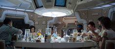 alien dinner - Google Search