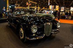 #Lancia #B24 Spider America au salon Retromobile à #Paris Reportage complet : http://newsdanciennes.com/2016/02/08/grand-format-retromobile-2016/ #Vintage #VintageCar
