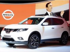 Seven-seater #Nissan #XTrail to be launched at upcoming 2016 Auto Expo