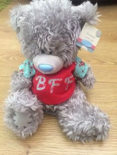 """Me to you 6"""" tatty teddy #collectors plush bear - bff best #friend #forever bnwt,  View more on the LINK: http://www.zeppy.io/product/gb/2/272459184040/"""
