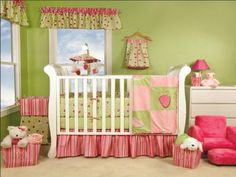 Baby girl room ideas  | Baby Room Ideas for Girls | Stroovi