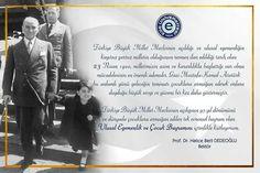 Rektörümüzün 23 Nisan Ulusal Egemenlik ve Çocuk Bayramı mesajı...