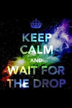The art of dubstep. #KeepCalm