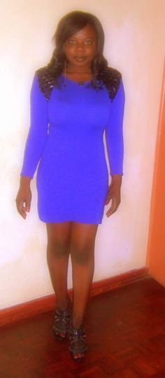 "Check out Alice Emmanuel's ""short dress"" grab @Lockerz"