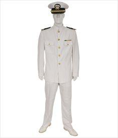 Carmy Merchant Scottish New Navy Officer Dress White Army Uniform Pattern Marine Corps Uniforms, Navy Uniforms, Military Uniforms, Navy White Uniform, Navy And White, Military Suit, Military Fashion, Us Navy, Navy Dress