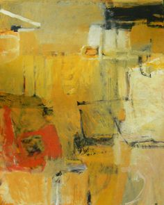 Margaret Glew | Somewhere Lions Still Move | 2009 Artwork | Abstract Painting *****