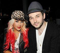 FEB. 14th, 2014 Christina Aguilera Engaged to Boyfriend Matt Rutler! - Us Weekly