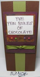 Angel Stamper 2: Ten Rules of Chocolate (Chocolate Blitz 2)