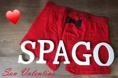 💘🎁 Idee regalo per SAN VALENTINO 🎁💘  Boxer Enrico Coveri  #SpagoAbbigliamento #AbbigliamentoUomo #SpagoUomo #SpagoAbbigliamentoUomo #AccessoriUomo #Accessori #EnricoCoveri #Brand #Intimo #Underwear #Boxer #Papillon #Uomo #Man #Ravenna #RavennaAbbigliamento #SanValentino #IdeeRegalo #Gift #ValentineDay