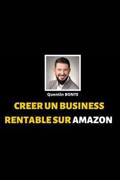 """Comment créer un business rentable sur Amazon ? Amazon continue à croître même pendant cette période de crise sanitaire, c'est dire sa puissance dans notre nouveau monde. Et ce n'est que le début. Comment peux tu en profiter ? En créant ta marque sur la plateforme ce qui va te permettre d'éviter la concurrence directe avec les autres vendeurs et protéger ton """"invention ou modification"""". C'est pour cela que j'ai invité Quentin Bonte qui est un expert de la place de marché."""
