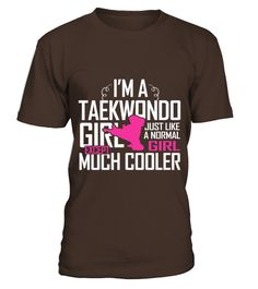 # I M A Taekwondo Girl Just Like A Normal Girl Taekwondo Shirt .    COUPON CODE    Click here ( image ) to get COUPON CODE  for all products :      HOW TO ORDER:  1. Select the style and color you want:  2. Click Reserve it now  3. Select size and quantity  4. Enter shipping and billing information  5. Done! Simple as that!    TIPS: Buy 2 or more to save shipping cost!    This is printable if you purchase only one piece. so dont worry, you will get yours.                       *** You can…