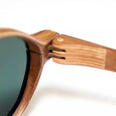 pure wood sunglasses. Когда в деревянных очках даже механизм из дерева.
